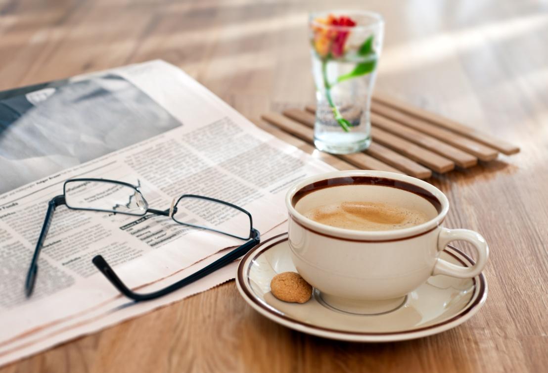 *** Morning Coffee *** Desktop Background