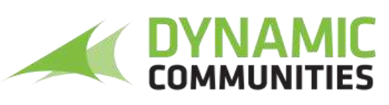 Dynamic Communities Logo